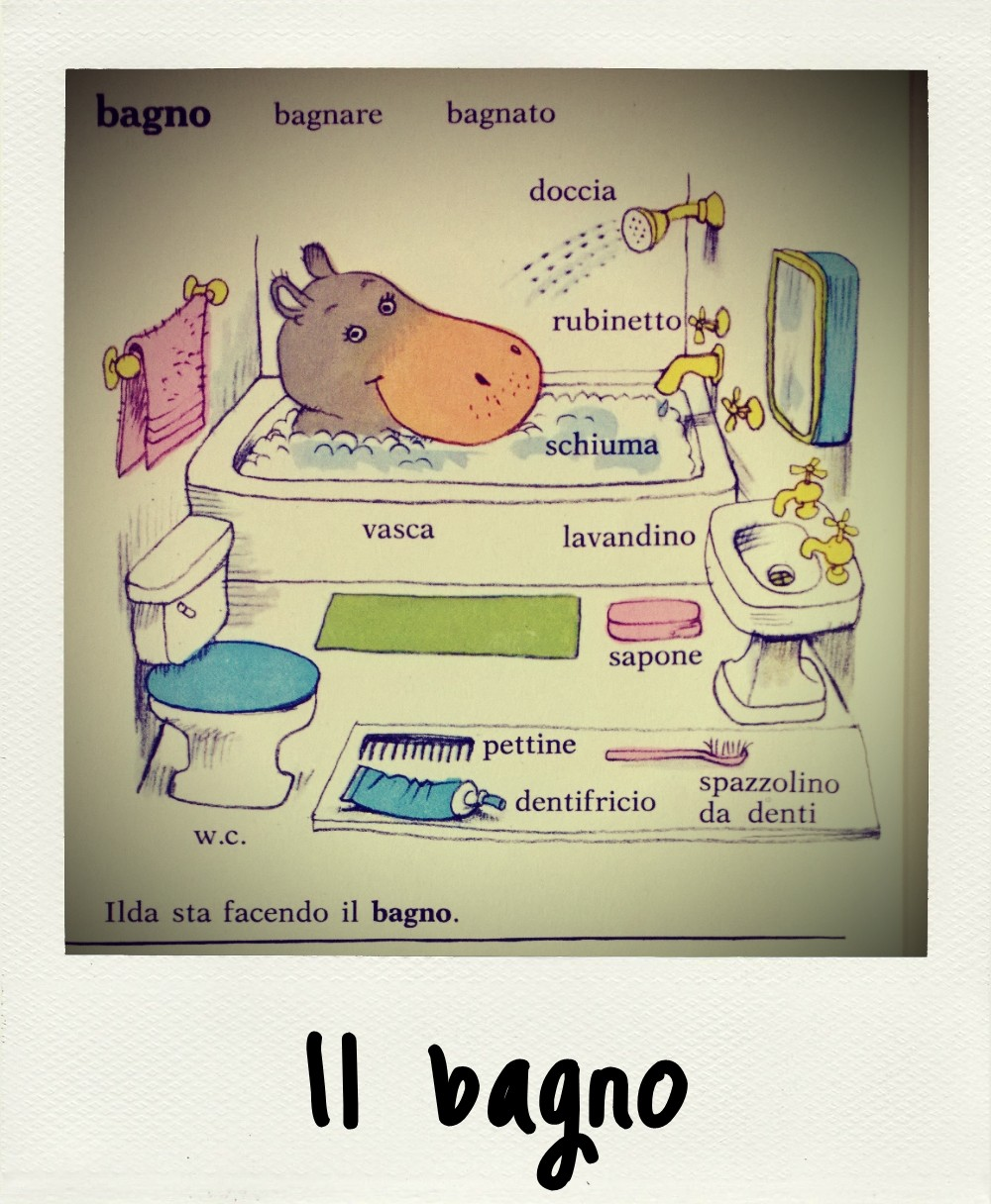 Useful Italian phrases to use with kids in everyday life
