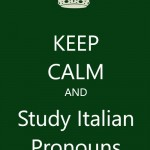 Differenza tra pronomi atoni (senza accento) e tonici (con accento)