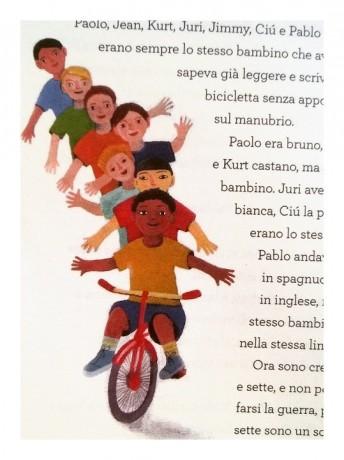 A fairytale by Gianni Rodari
