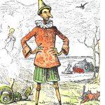 Summer Italian Words, Pinocchio, Sapere or Conoscere