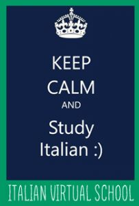 How to speak Italian