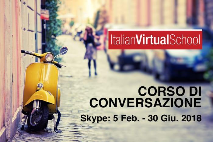 Corso di Conversazione su Skype